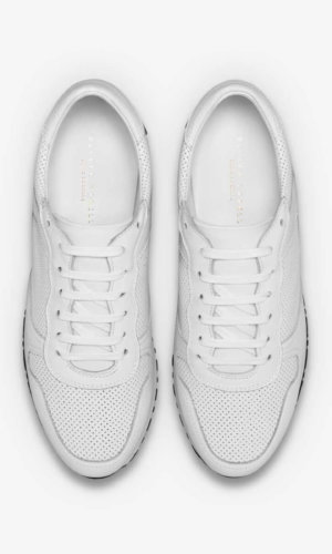 123 Rennes | White trainers