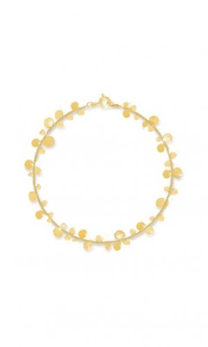 Cluster of Stars 9ct Gold Bracelet