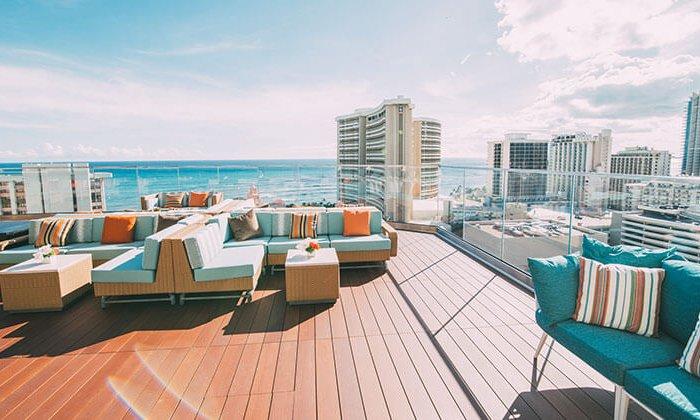 SKY Waikiki Hawaii