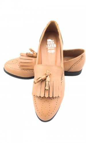 Faisal Western Detail Loafer