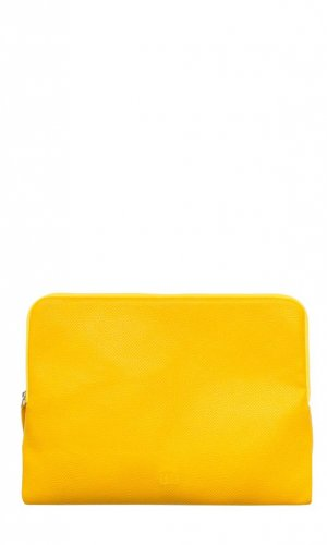 BOO Yellow Laptop Case 15-Inch