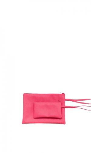 BOO Pink Wristlet Set