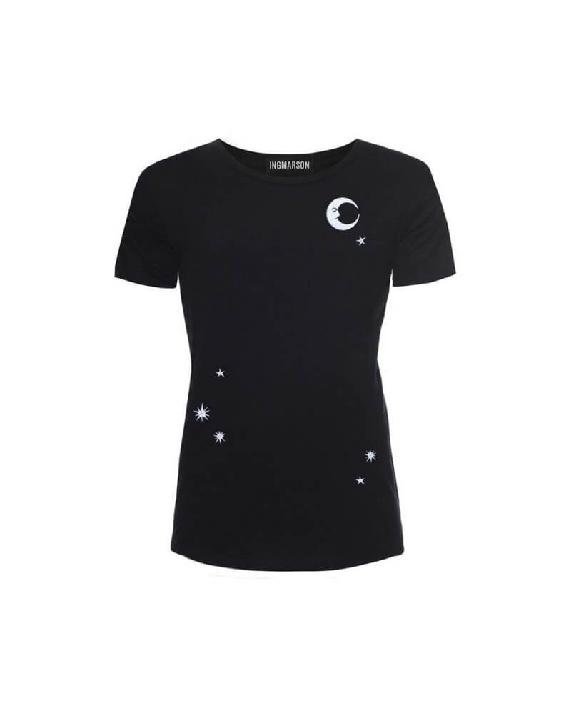 Midnight Organic Cotton T-Shirt