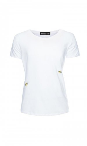 White Bee Ogranic Cotton T-Shirt