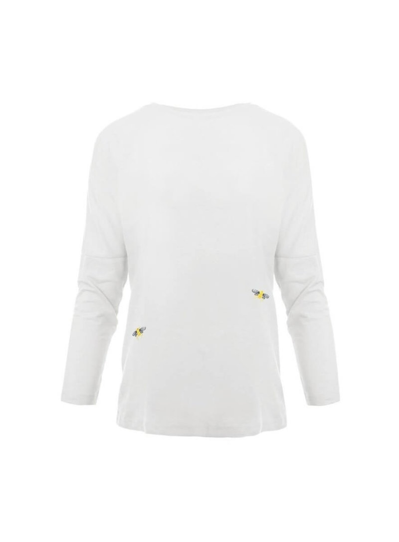White Bee Organic Cotton Top
