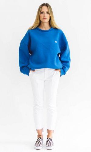 Blue Boo Sweater