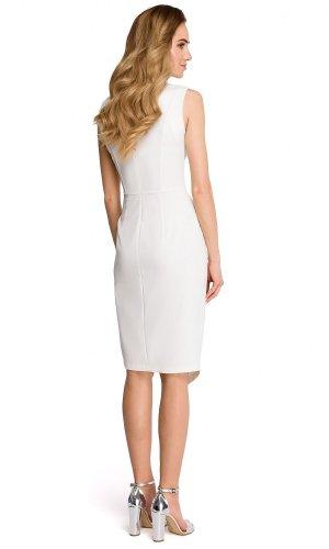 Beige Midi Dress