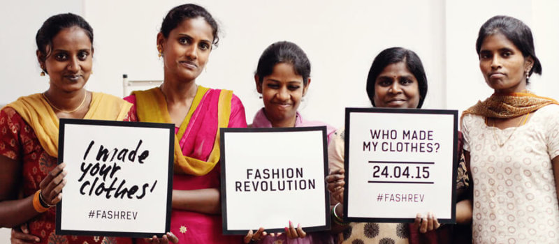 slow fashion movement - workers