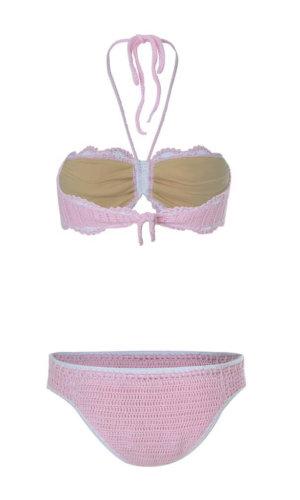 Lilou Pink Bikini