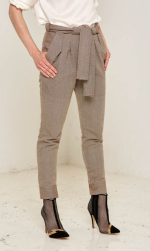 Martha Brown Trousers
