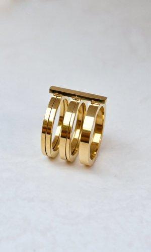 Gold Triple O Ring