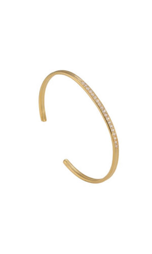 Gold Stackable Bracelet