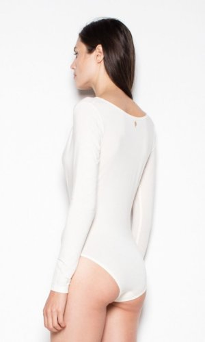 Cowl Neck Bodysuit