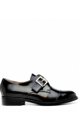 Vince Black Loafer