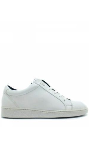 White Classic Sneakers