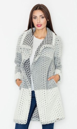 Figl Knit Coat