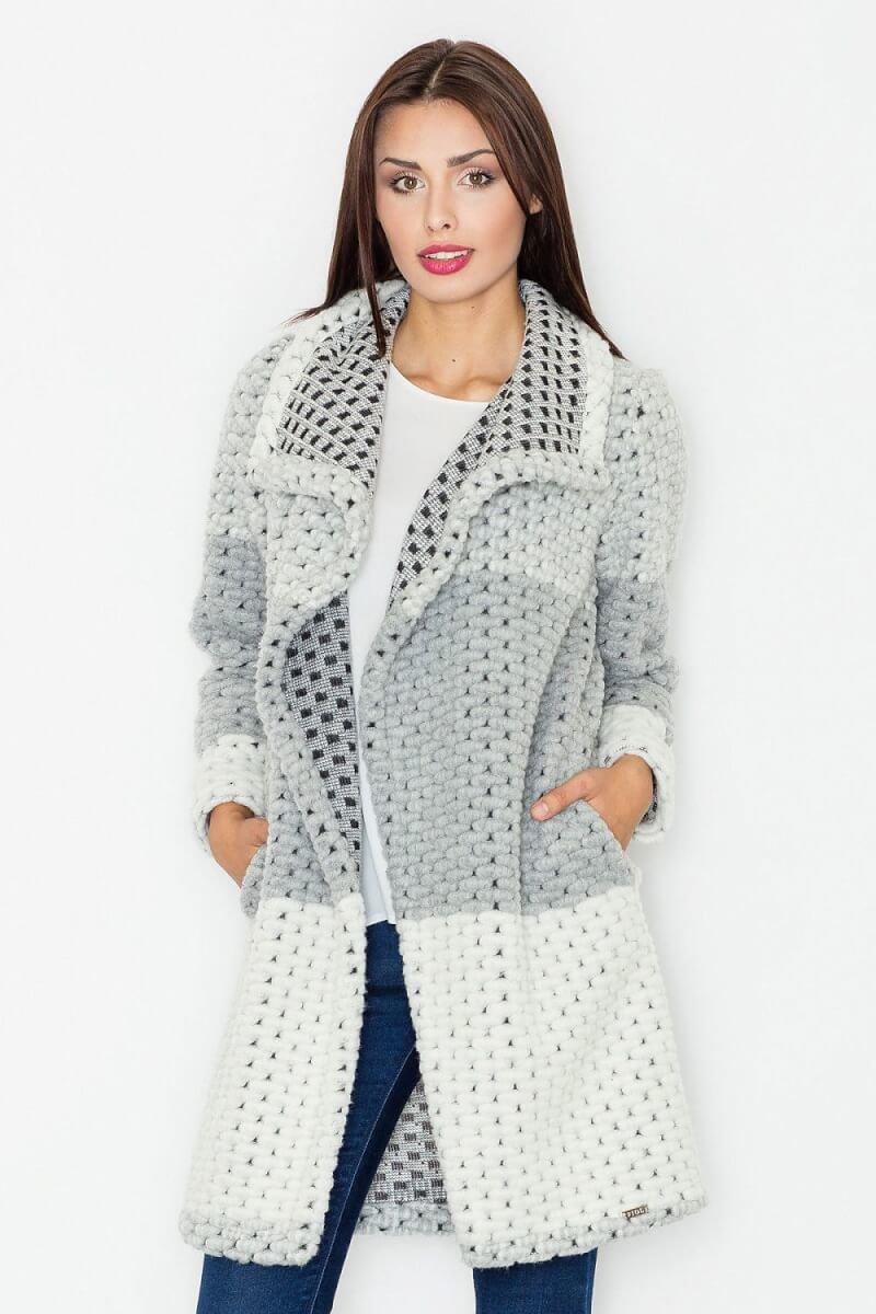 Figl Knit Coat