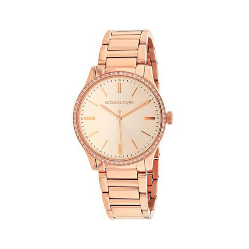 Ladies Rose Gold Watch