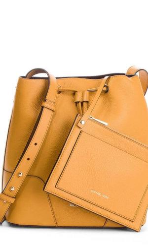 Leather Bucket Bags
