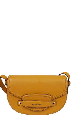 Michael Kors cross-body Leather Designer Handbag