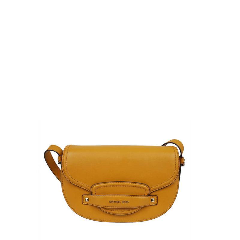 Michael Kors cross-body Leather Designer Handbag