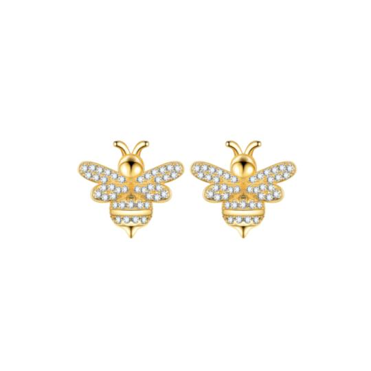 Bumblebee earings