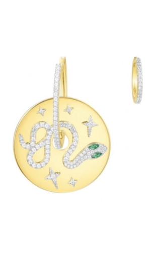 Python Charm Earrings