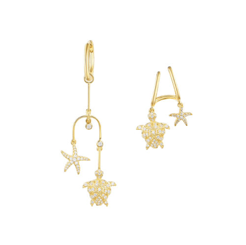 Sea Life Earrings