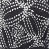 Maika Halterneck Embroidered Flared Jumpsuit