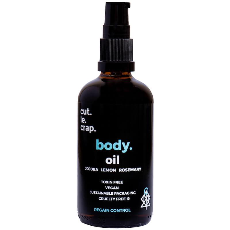 body oil