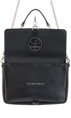 Classic BlackClutch Bag