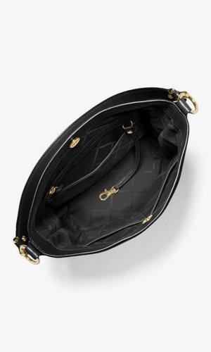 MK Brooke Medium Pebbled Bucket handbag