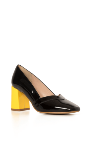 Betty Black Shoes