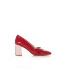 Betty Burgundy Shoes