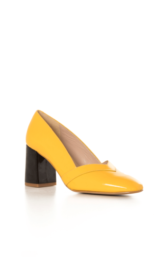 Betty Yellow Shoes