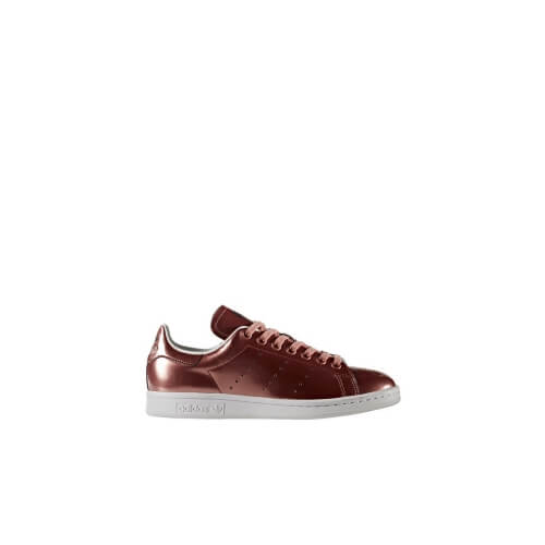 StanSmith Unisex  Red Limited Edition leather sneakers.