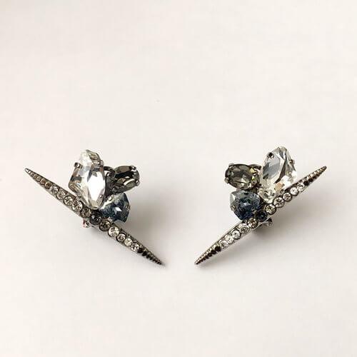 Chrysler Galactic Earrings