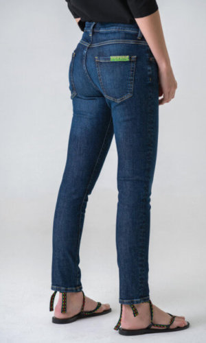 Tenim Gone Jeans. Blue skinny Jeans