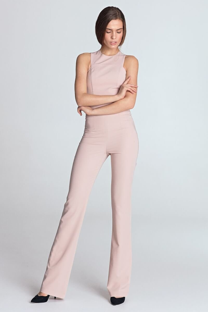 exceptional range of styles bottom price top-rated official Pastel Sleeveless Jumpsuit