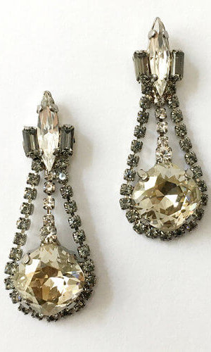 Chrysler Teardrop Earrings