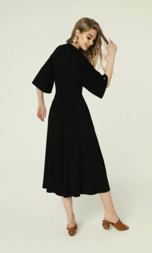 Janis Coverall-Black