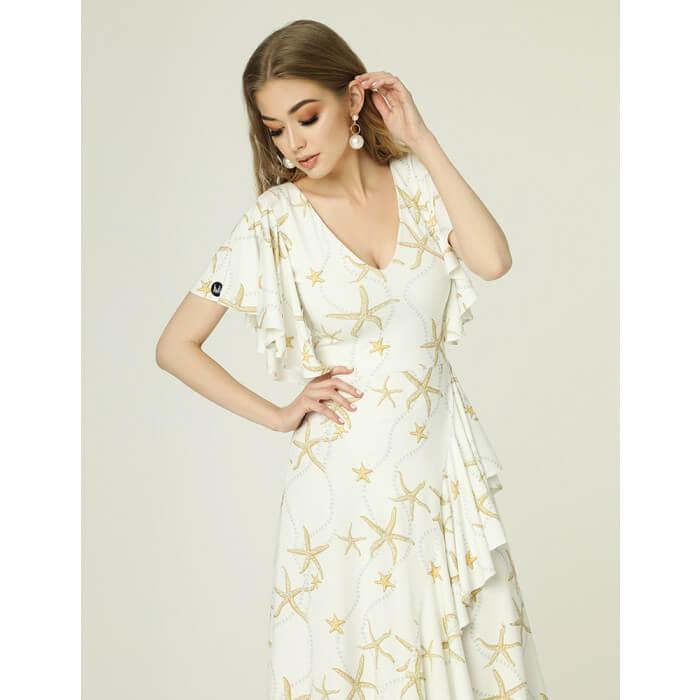 Juanita Dress #Madcoast Pattern