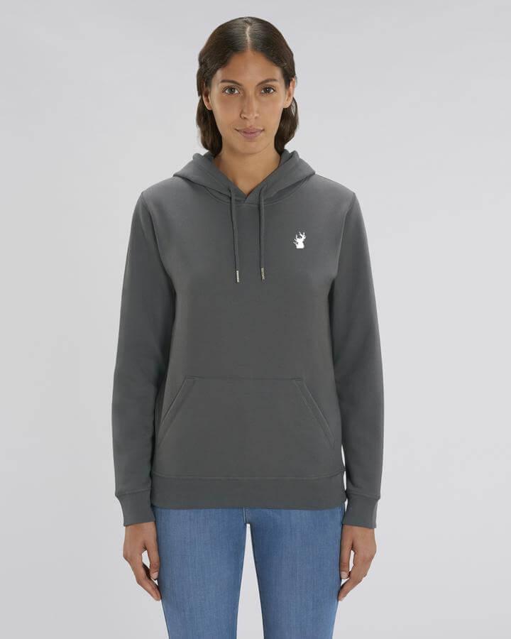 VGTL Hoodie Sweatshirt- Grey
