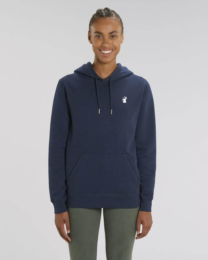 VGTL Hoodie Sweatshirt Blue