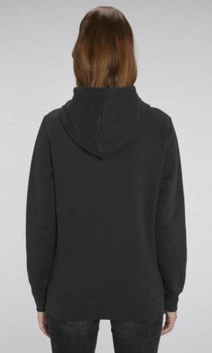 VGTL Hoodie Sweatshirt-Black