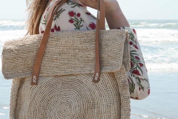 Rafia Handbag