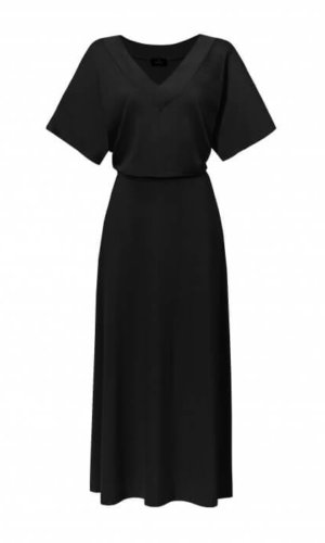 Evie Dress Black.