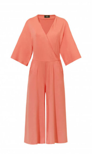 Janis Coverall-Coral