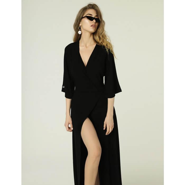 Monica Dress Black