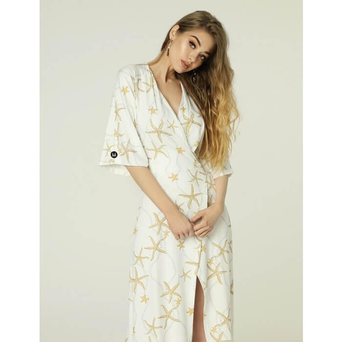 Monica Dress #madcoast pattern